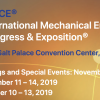 Ali and Zach will give presentations at IMECE 2019!