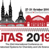 Zach and Dr. Kim will give presentations at microTAS 2019!